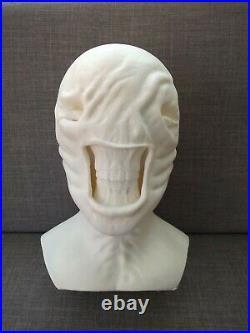 11 Near Life / Full Size Chatterer Hellraiser Cenobite Bust Prop Model Kit