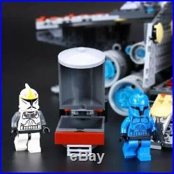 1200Pcs Star Wars The Republic Fighting Cruiser Legoed Blocks Toys Model Kit