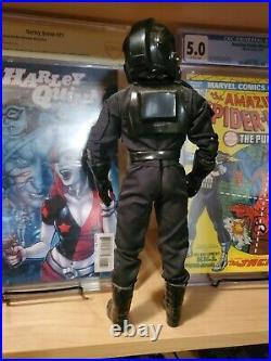 16 TIE Fighter Pilot Figure Model Kit by Tomy Marmit 1996 Star Wars