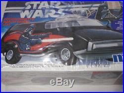 1977 Mpc Model Kit Snap Together Star Wars Darth Vader Van SEALED 1/32