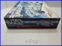 1979 MPC Star Wars Han Solos Millenium Falcon Model Kit Brand New in ORIGINALBOX
