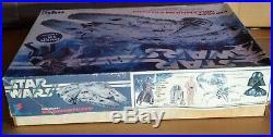 1979 STAR WARS MPC Millennium Falcon Plastic Model Kits Unassembled Deutstock