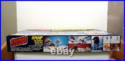 1981 Mpc Fundimensions Star Wars Esb Battle On Ice Planet Hoth Diorama Model
