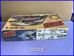 1982 MPC Star WarsEmpire Strikes Back Boba Fett Slave I Model Kit 1 Sealed Parts