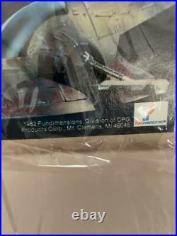 1982 Star Wars The empire strikes back boba Fett Slave1 MPC model kit misb