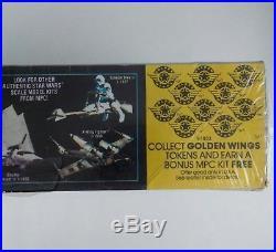 1983 MPC 1/78 Star Wars Return of the Jedi Millennium Falcon Model 1-1933 New