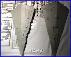 1995 Star Wars Star Destroyer Fiber Optic Lighting Model Kit #8782
