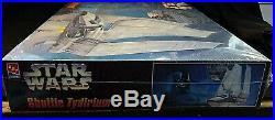 1996 AMT Ertl Star Wars Shuttle Tydirium Model #8733 Sealed