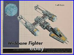1/48 Y-Wing Fighter Resin Model Kit from Star Wars