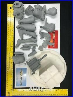 1/6 SCALE Star Wars Sexy Bounty Huntress Fan Art / Resin Figure / Model Kit