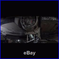 1/72 Bandai Star Wars PERFECT GRADE Millennium Falcon Episode IV #216384