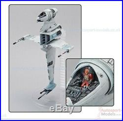 1/72 Rebel B-Wing Starfighter Star Wars Limited Edition model kit by Bandai