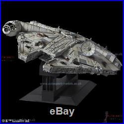 1/72 Star Wars Millennium Falcon Perfect Grade model kit by Bandai (non LED)