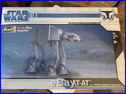2008 Star Wars AT-AT Model Kit New Unopened Revell SnapTite SnapTite BRAND NEW