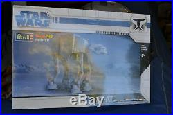 2008 Star Wars AT-AT Model Kit New Unopened Revell Snap Tite SnapTite BRAND NEW