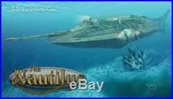 2013 0Pegasus Hobby Jules Vernes Nautilus Submarine-kit in scale 1144 # 9120