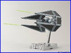 2017 BANDAI Star Wars Tie Interceptor 1/72 scale plastic model kit new in the bo