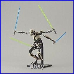 2017 Bandai Star Wars General Grievous 1/12 Scale Plastic Model Kit from Japan