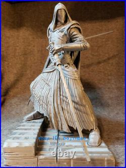30cm Star War Darth Revan Resin Model Kits Unpainted 3D Printing Garage Kit