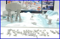 AIRFIX STAR WARS ESB snapfix scene Battle on Ice Planet Hoth Bausatz Model Kit