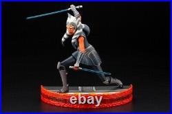 ARTFX Ahsoka Tano Clone Wars Edition Kotobukiya Figure plastic model kit PreSale