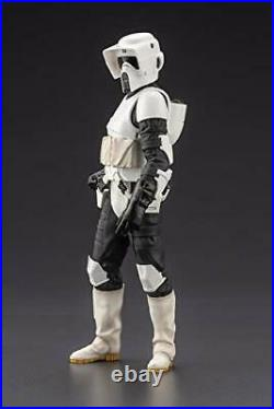 ARTFX Star Wars Return of the Jedi Scout Trooper PVC Simple Assembly Model kit