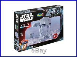 AT-AT Modellbausatz 1/53, Revell, 38 cm, Star Wars, neu & OVP, Model Kit