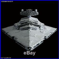 AUTHENTIC Bandai Star Destroyer 1/5000 Scale Plastic Model Kit Star Wars