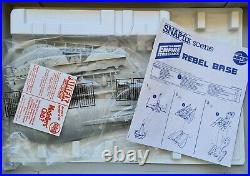 Airfix Star Wars The Empire Strikes Back Rebel Base Model Kit