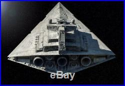 Anigrand Star Wars Star Destroyer 1/2256 Resin Scale Model Kit Very Rare
