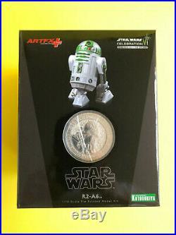 Artfx Star Wars Celebration Exclusive R2-A6 Kotobukiya Model Kit 1/10 Scale MIB