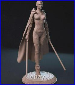 Assaj Ventress Star Wars Custom Resin Model Kit GK Figure Statue 1/8