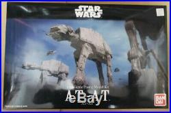 At-at Atat Star Wars 1/144 Scale Model Kit Bandai Big Sale
