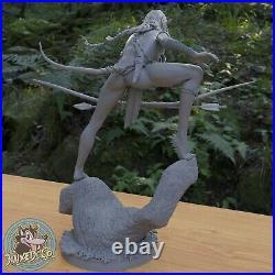 Avatar Movie Diorama Figure Custom Resin Model Kit DIY Paint