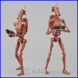 BANDAI 1/12 Star Wars GEONOSIS BATTLE DROID SET Plastic Model Kit