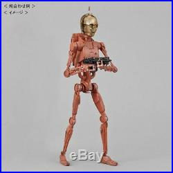 BANDAI 1/12 Star Wars GEONOSIS BATTLE DROID SET Plastic Model Kit NEW from Japan