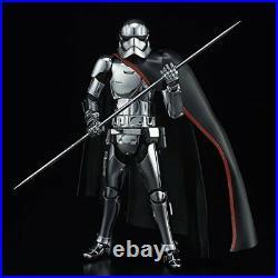 BANDAI 1/12 Star Wars THE LAST JEDI CAPTAIN PHASMA Model Kit NEW from Japan