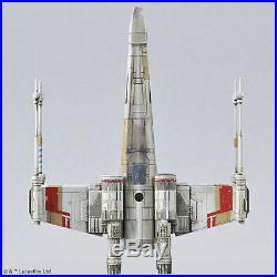 BANDAI 1/144 STAR Wars DEATH STAR ATTACK SET Plastic Model Kit NEW from Japan