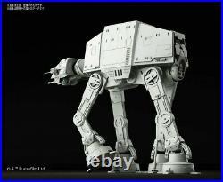 BANDAI 1/144 Scale Star Wars AT-AT Plastic Model Kit Japan
