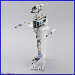BANDAI 1/72 Star Wars B-WING STARFIGHTER Plastic Model Kit NEW from Japan