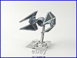 BANDAI 1/72 TIE INTERCEPTOR Plastic Model Kit Star Wars Episode 6 NEW from Japan