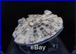 BANDAI Millennium Falcon Star Wars A New Hope 1/72 Scale Perfect Grade Model Kit