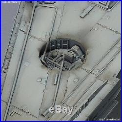 BANDAI PG Star Wars Millennium Falcon Standard Ver. 1/72 Perfect Grade Model Kit