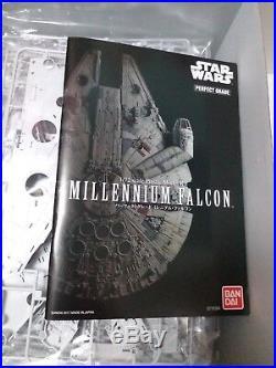 BANDAI Perfect Grade PG 1/72 Millennium Falcon (Premium Version) (Defects Box)