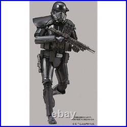 BANDAI STAR WARS ROGUE ONE 1/12 Scale DEATH TROOPER Plastic Model Kit