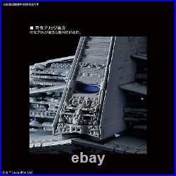 BANDAI STAR WARS Star Destroyer 1/5000 Kit Lighting Model Japan