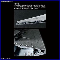 BANDAI STAR WARS Star Destroyer 1/5000 Kit Lighting Model Limited EMS withTracking