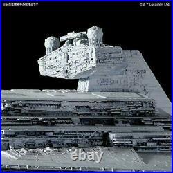 BANDAI STAR WARS Star Destroyer 1/5000 Scale Plastic Model Kit 4573102576248
