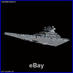 BANDAI STAR WARS Star Destroyer 1/5000 Scale Plastic Model Kit with Tracking NEW