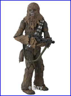 BANDAI S. H. Figuarts Star Wars Figure Chewbacca (A NEW HOPE) JP